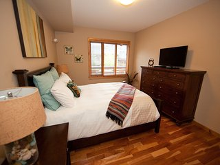 Canmore - Spring Creek Luxurious 2BR 2BA Condo - Canmore vacation rentals