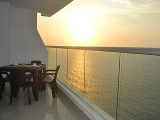 Modern Beachfront 2 Bedroom Apartment - Cartagena vacation rentals