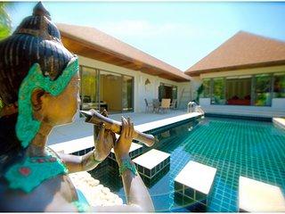 Belle Villa Neuve Grande Piscine PRIVEE  3 Chambre - Nai Harn vacation rentals