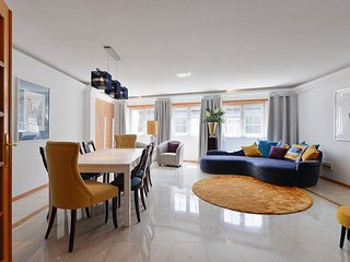 Deluxe duplex apartment in prime location - Lisbon vacation rentals