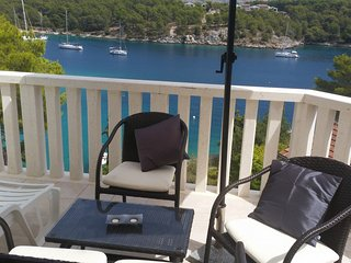 Villa Pia ap.3  Milna, Brač, Croatia - Cove Makarac (Milna) vacation rentals