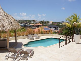 Villa with stunning view on Vista Royal. - Willemstad vacation rentals