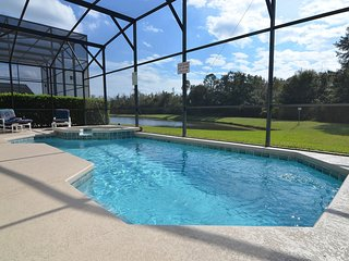 6 bedroom home with pool/spa near Disney.Sleeps 15 - Kissimmee vacation rentals