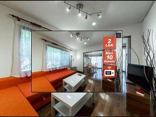 Shibuya,Ebisu 2LDK Cozy 80㎡ and Spacious! - Shibuya vacation rentals