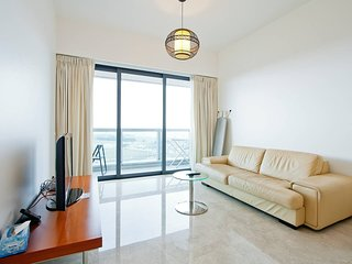 Marina Bay Luxury One Bed With Balcony and Seaview - Singapore vacation rentals