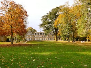Chateau XVIII century 19 persons near Paris - Dangeau vacation rentals