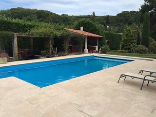 Nice House with Internet Access and Shared Outdoor Pool - Le Grand-Lemps vacation rentals