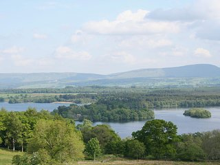 The Mews - a cottage with a spectacular view - Port of Menteith vacation rentals