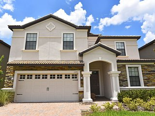 Champions Gate 8 Bed 5 Bath Pool Home From  280 nt - Orlando vacation rentals