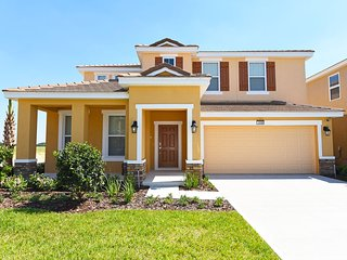Luxurious 5 Bed 4 Bath Pool Home From  140/nt - Orlando vacation rentals