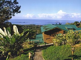 Panoramic Ocean, Island, Rainforest Views & Pool ! - Uvita vacation rentals