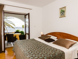 Apartments Sandito-One Bedroom Apt with Terrace A5 - Mlini vacation rentals