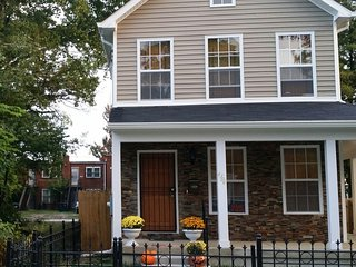 Affordable Room East of the River - Washington DC vacation rentals