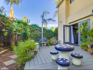 **SUPER TRANQUIL GARDEN OASIS :))** - Pacific Beach vacation rentals