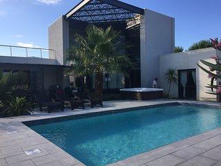 Bright 4 bedroom Villa in Cap-d'Agde - Cap-d'Agde vacation rentals