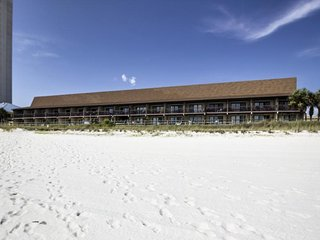 Polynesian #217 beach access walk to PIER PARK - Panama City Beach vacation rentals
