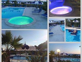 Nice Resort with Trampoline and Television - Foce Varano vacation rentals