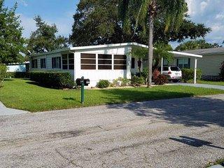 2 BR, 2 BATH SARASOTA VACATION HOME/55+ GATED COMM - Sarasota vacation rentals