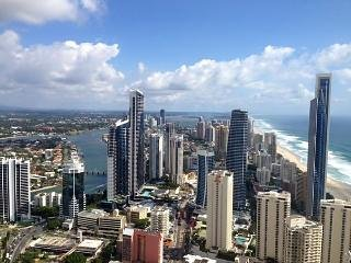 DIRECT OCEAN VIEWS  (1004 OR1003)SURFERS PARADISIE - Surfers Paradise vacation rentals