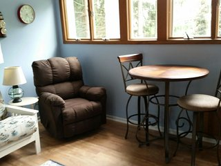 Light filled Studio close the the lake - Lake City vacation rentals