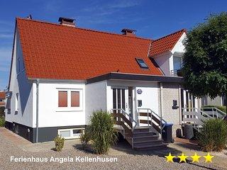 Ferienhaus Angela Kellenhusen 4 Sterne 6 Personen - Kellenhusen vacation rentals