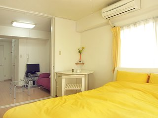 Nishi-Ogikubo 1BR apartment Type-A2 (SSH-A2) 6F - Suginami vacation rentals
