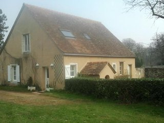 Charming House with Central Heating and Microwave - Neuvy-en-Sullias vacation rentals