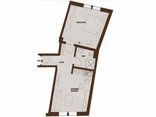 Komfortables 2-Raum-Apartment im Einzeldenkmal - Quedlinburg vacation rentals