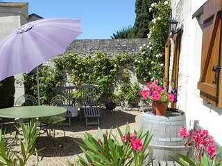Gorgeous 1 bedroom Gite in Saumur - Saumur vacation rentals