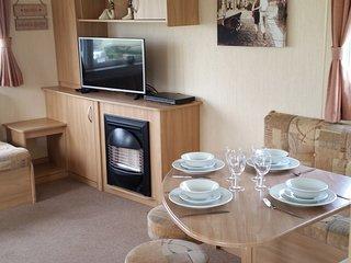 Cozy 3 bedroom Caravan/mobile home in Skipsea - Skipsea vacation rentals