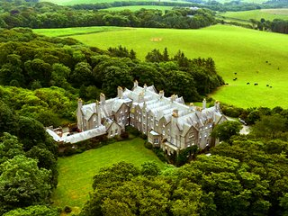Dunskey Castle & 2000-acre Estate on the Sea - Portpatrick vacation rentals