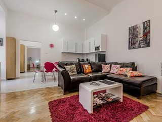 Boutique 2 bedroom apartment in theatre district - Budapest vacation rentals