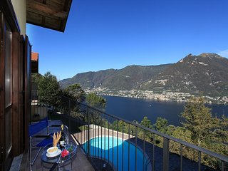 Charming 3 bedroom Condo in Faggeto Lario - Faggeto Lario vacation rentals