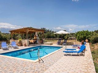 Villa Calypso with privacy next to Almyrida - Almyrida vacation rentals