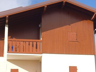 1 bedroom Condo with Internet Access in Fontcouverte-la-Toussuire - Fontcouverte-la-Toussuire vacation rentals