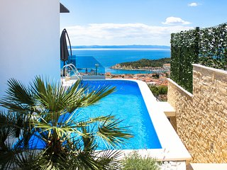 Villa with private pool in Makarska for 6 persons - Makarska vacation rentals
