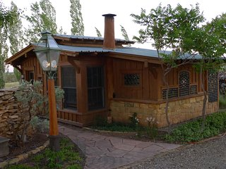 Strawbale Artists Cottage overlooking  Mesa Verde - Dolores vacation rentals