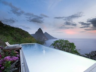 Villa Coulibri - St Lucia Luxury Villa Rental - Soufriere Quarter vacation rentals