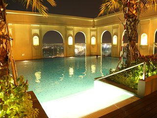 Central BRANDNEW 1BR Apt free Rooftop Pool - Ho Chi Minh City vacation rentals