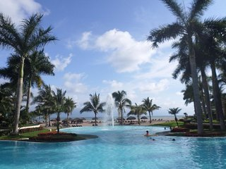 Delightful condo in Beachfront property -PORTOFINO - Puerto Vallarta vacation rentals