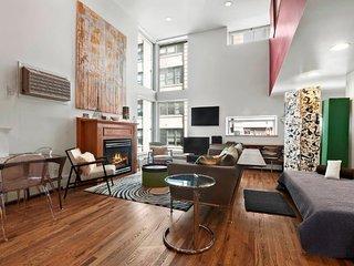 Mid-Century Modern on Main Street, DUMBO sleeps 5 - New York City vacation rentals