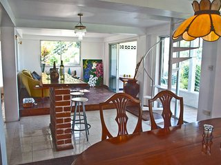 Bright Villa with Internet Access and A/C - Canefield vacation rentals