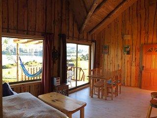 Cabaña en Frutillar con playa - Frutillar vacation rentals