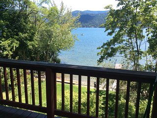 Waterfront home on Liberty Lake with amazing views - Liberty Lake vacation rentals