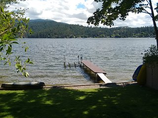 Waterfront home on Liberty Lake with amazing views - Liberty Lake vacation rentals