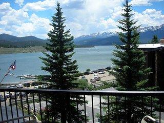 Two Bedroom Lake Front Condo, Marina Place, Dillon - Dillon vacation rentals