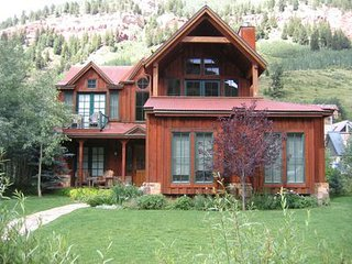 Park Place (4 bedrooms, 3.5 bathrooms) - Telluride vacation rentals