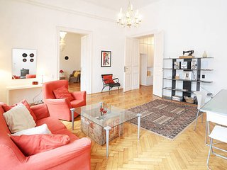 Charming apt with balcony in the center of Bp - Budapest vacation rentals