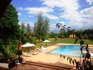 LAVIEENROSE- Chambre double supérieure - Marrakech vacation rentals