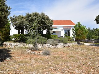 Holiday house with private garden and  terrace! 350 m distant from the beach. - Mandre vacation rentals